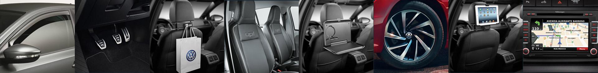 Acessórios F&I Volkswagen